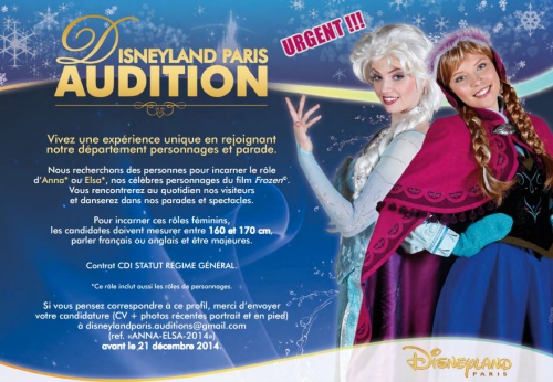 audition,elsa,frozen,disneyland,anna